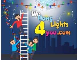 #69 cho Christmas light installation company Logo Design Contest bởi Norman94
