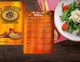 #54 for Design a  Restaurant Flyer by sagorfain1122