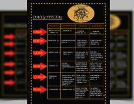 #48 for Design a  Restaurant Flyer by fmfaisal