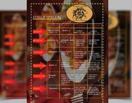 #49 for Design a  Restaurant Flyer by fmfaisal