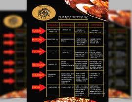 #50 for Design a  Restaurant Flyer by fmfaisal