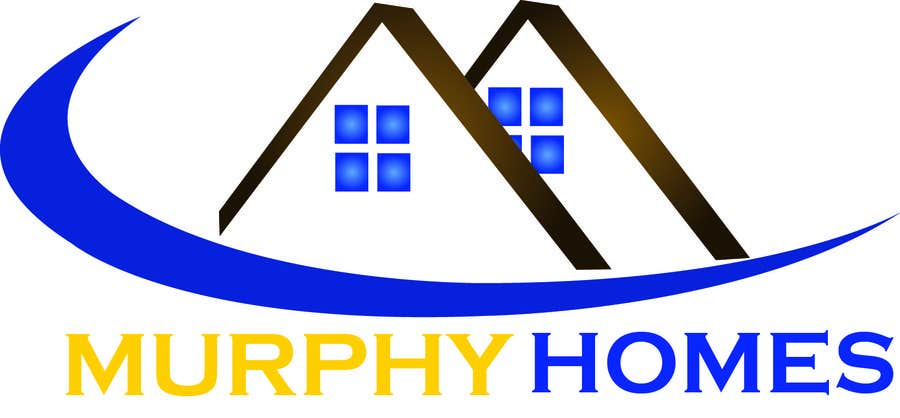 Конкурсная заявка №1427 для Logo for Murphy Homes