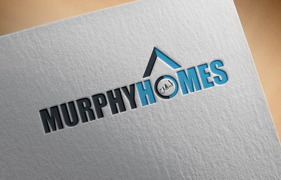 Конкурсная заявка №1333 для Logo for Murphy Homes
