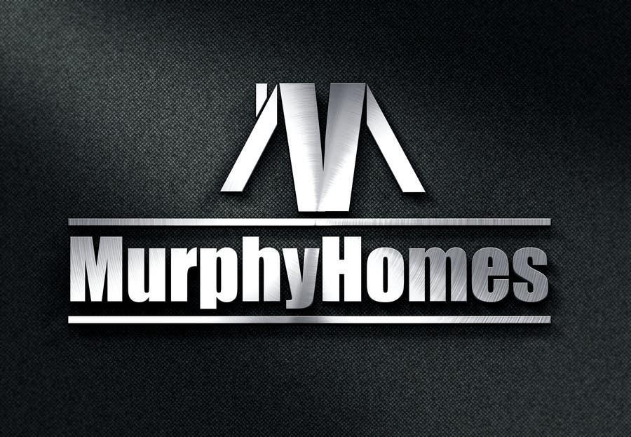 Конкурсная заявка №1378 для Logo for Murphy Homes