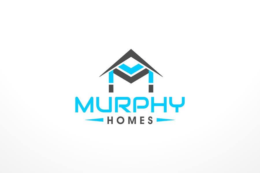 Конкурсная заявка №1506 для Logo for Murphy Homes