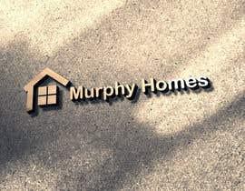 #1250 para Logo for Murphy Homes por nabeelprasla