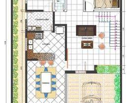 Nro 9 kilpailuun I need detailed house plan käyttäjältä Arkhitekton007