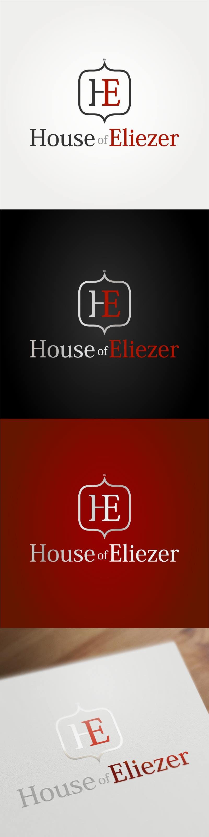 Kilpailutyö #61 kilpailussa Logo Design for House of Eliezer