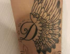 #10 for Design a Tattoo around an existing one af aes57974ae63cfd9