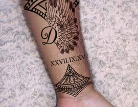 #1 for Design a Tattoo around an existing one af zdravcovladimir