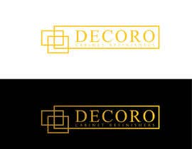 #1298 for Cabinet Refinishing Company Logo Design af zahidhasan0175
