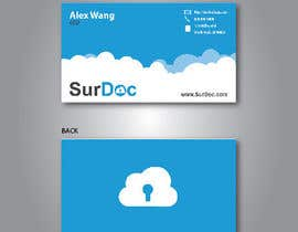 #220 para Business Card Design for SurDoc por valig100