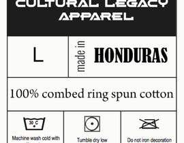 #3 untuk T-shirt Inside Label oleh kujang