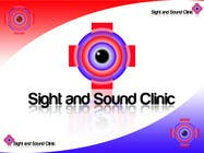 Logo Design for Sight and Sound Clinic için Graphic Design175 No.lu Yarışma Girdisi