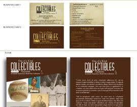 nº 17 pour Improve design of logo, small brochure and business card par giuliachicco92
