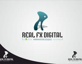 #205 for Graphic Design for Real FX Digital by alecomy
