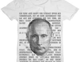 Shayotto tarafından Design eines Putin T-Shirts için no 46