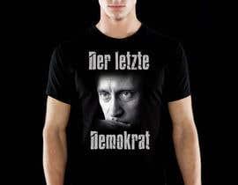 designxperia tarafından Design eines Putin T-Shirts için no 10