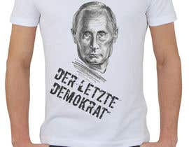 designxperia tarafından Design eines Putin T-Shirts için no 57