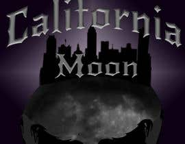 #81 cho California Moon: Rock n Roll Cover Band 's Logo bởi fracter2