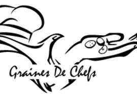 nº 22 pour création de logo pour Chef de cuisine par aminayahia