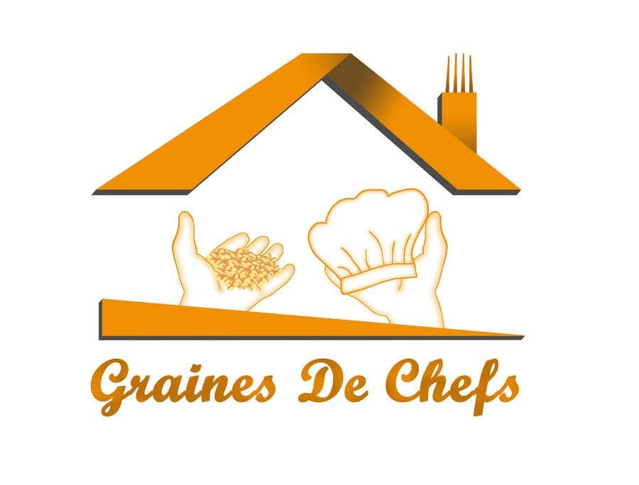 Entry 16 By Idrissic4 For Creation De Logo Pour Chef De Cuisine