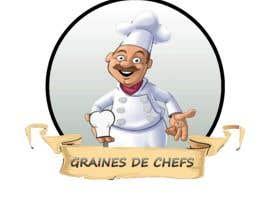 nº 19 pour création de logo pour Chef de cuisine par benamarghiles