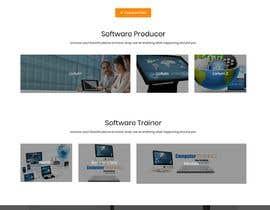 #21 untuk Homepage Website Mock oleh kussoft