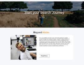 #7 untuk Homepage Website Mock oleh gauravdesigns1
