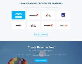 #1 untuk Homepage Website Mock oleh LynchpinTech