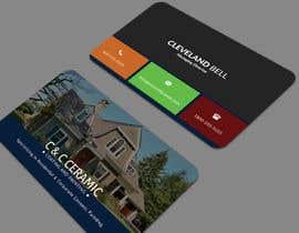 nº 230 pour Painting Company Business Card par salmanhossaincti