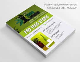#7 for Design a Flyer _ for yoga institute by Hafizphf