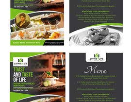 #17 for Flyer Design - Wine and Dine Theme af maidang34