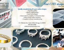 #7 cho Design Post Card for Jewelry Manufacturer (IMAGES PROVIDED) bởi gldhN