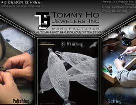 #3 cho Design Post Card for Jewelry Manufacturer (IMAGES PROVIDED) bởi CantorMihai
