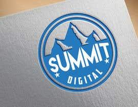 #602 for Logo design for a digital marketing company: Summit Digital by nhadesign16