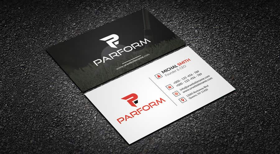 Entry 384 by iqbalsujan500 for business card design freelancer contest entry 384 for business card design reheart Images