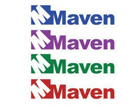 #17 for Logo Design for Maven by stanbaker