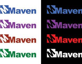 #18 for Logo Design for Maven by stanbaker