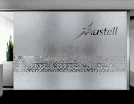 Nro 17 kilpailuun Branded frosted Glass vinyl design for glass doors/glass walls for business käyttäjältä DEZIGNWAY
