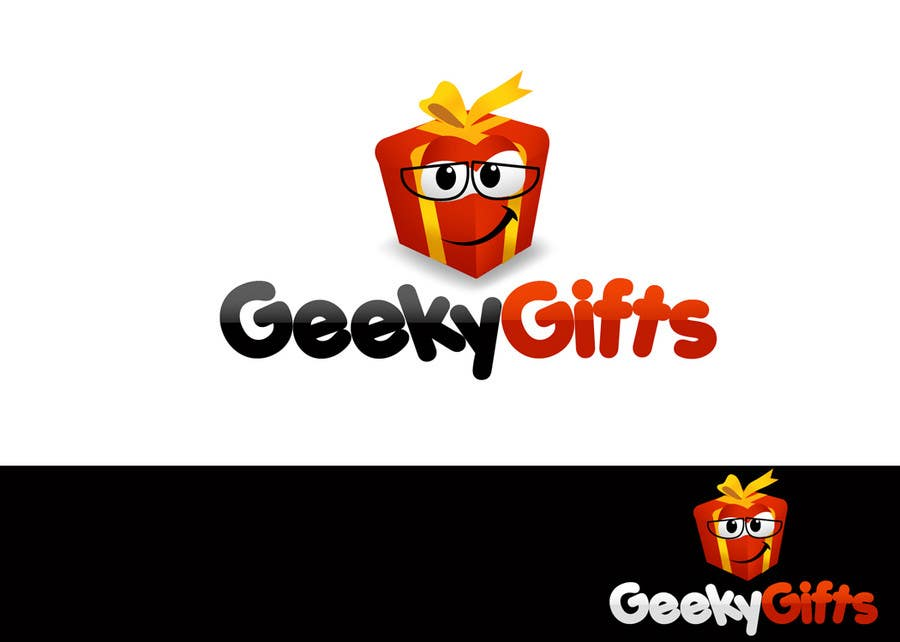 Contest Entry #                                        301                                      for                                         Logo Design for Geeky Gifts