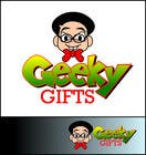 Graphic Design Contest Entry #112 for Logo Design for Geeky Gifts