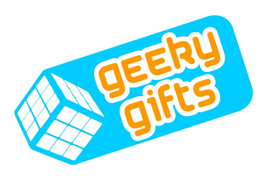 Contest Entry #                                        305                                      for                                         Logo Design for Geeky Gifts