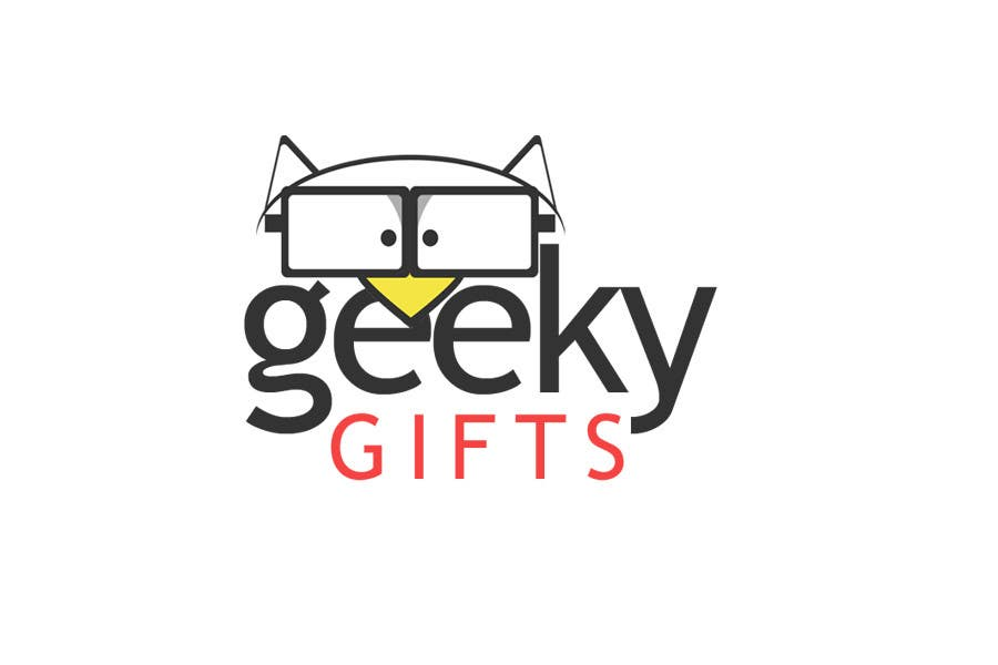 Contest Entry #                                        334                                      for                                         Logo Design for Geeky Gifts