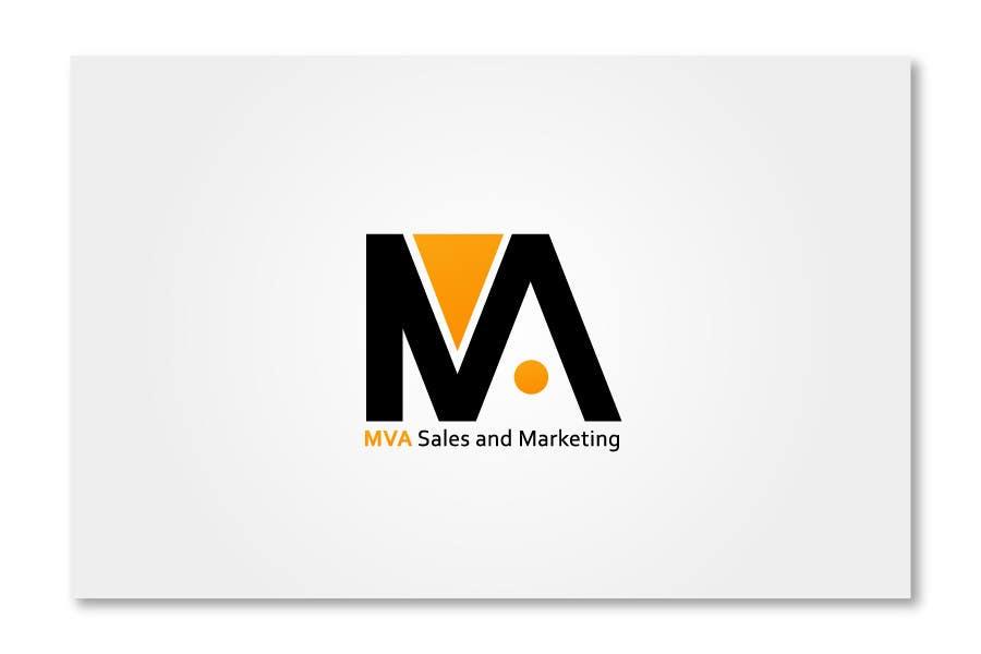 Inscrição nº 162 do Concurso para Logo Design for MVA Sales and Marketing
