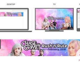 #42 for YouTube banner for a female-fronted rock band's channel by ReallyCreative