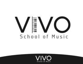#337 para Logo Design for Vivo School of Music por danumdata