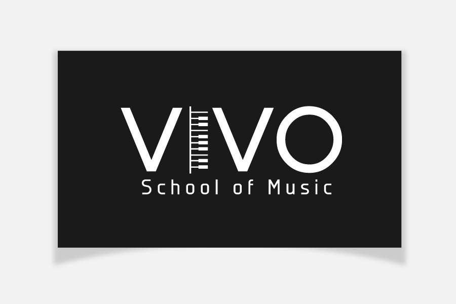 Конкурсная заявка №453 для Logo Design for Vivo School of Music