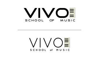 Конкурсная заявка №316 для Logo Design for Vivo School of Music