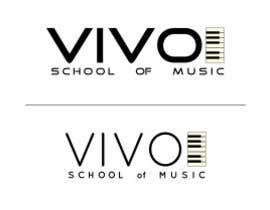 #316 untuk Logo Design for Vivo School of Music oleh sirrom